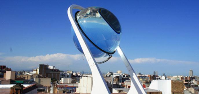 André Broessel : «Je voulais optimiser la captation de la lumière»